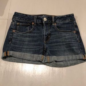 American Eagle Outfitters Super Stretch Shorts